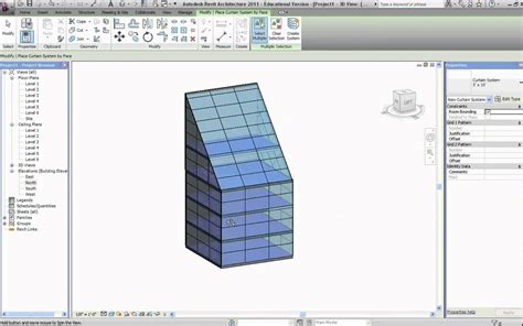 tutorial revit massing revit architecture 2011 massing objects 1 avi youtube