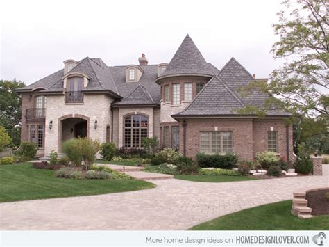 french country home design 20 different exterior designs of country homes