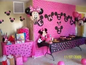 decorations 1st birthday ideas minnie mouse