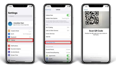 how to add activate and use esim on iphone xs max xs or xr