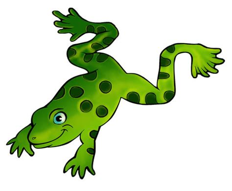 frog clipart best hopping frog clipart 27883 clipartion