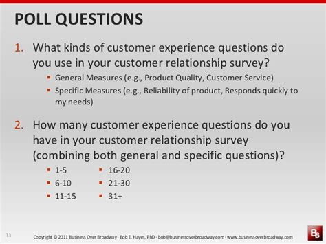 Or Relationship Question Asking The Right Cx Questions Optimizing Your Customer Relationship