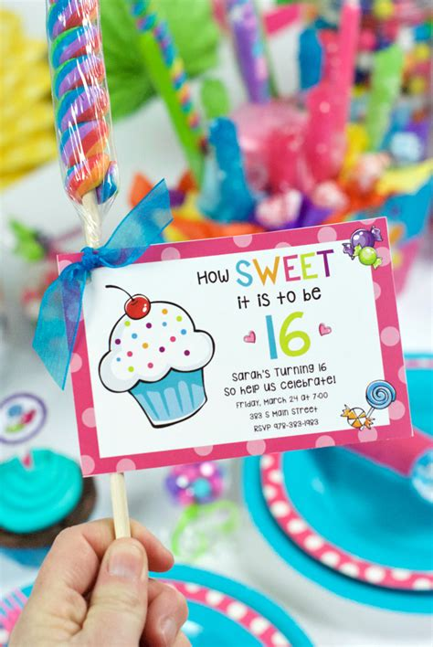 printable games for sweet 16 party sweet 16 birthday party ideas throw a candy themed party