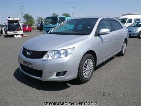 Toyota Premio 2008 Specifications Used 2008 Toyota Allion A20 Dba Zrt261 For Sale Bf122213