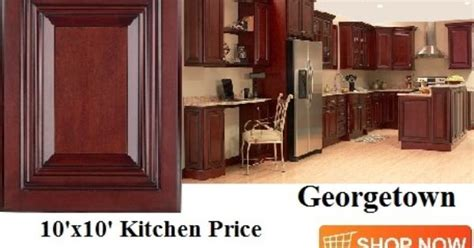 georgetown kitchen cabinets georgetown cabinets from cabinetsdirectrta com 10x10