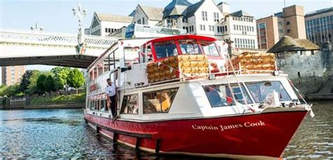 boat cruise london to new york city cruises york review roger crow enjoys a one hour