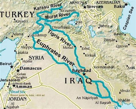 middle east map euphrates river pray4zion is an exciting organization committed to