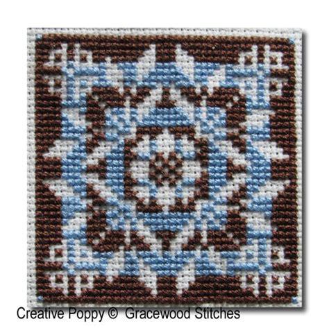 500 motifs pattern stitches techniques gracewood stitches swatchables rondo motif 3