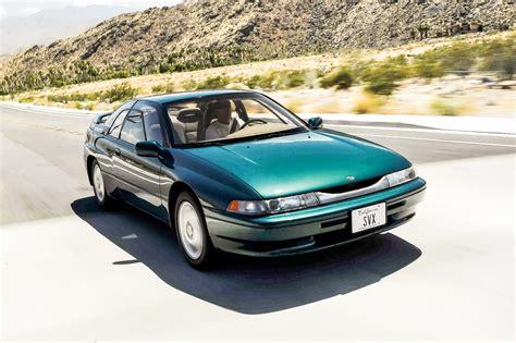 subaru svx price 1992 1997 subaru svx collectible classic automobile magazine
