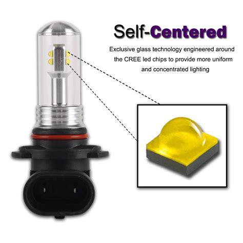 Led Driving Light Bulbs Nighteye 9005 Hb3 80w Led Fog Light Bulbs Headlight Car Driving L Ebay