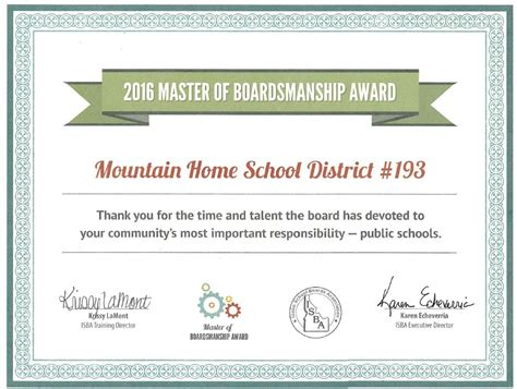 mountain home school district 193 home