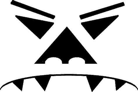 scary jack o lantern pattern printable free jack o lantern patterns printable templates