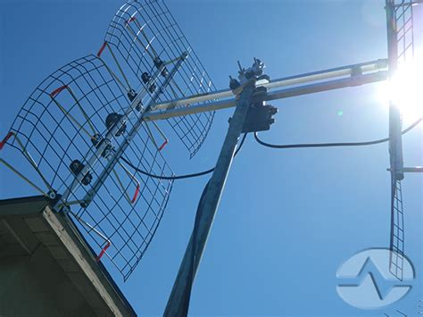 on with the antennas direct db8e part 2 testing the solid signal