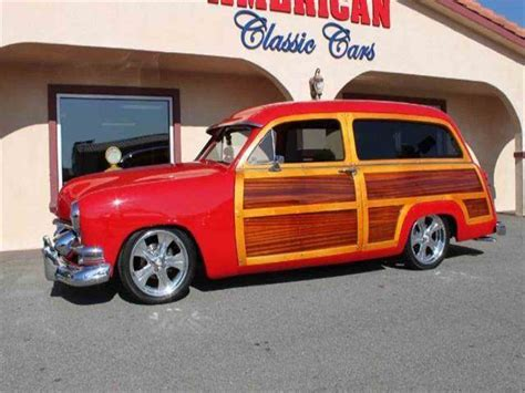 woody ford service 1951 ford woody wagon for sale classiccars cc 957903