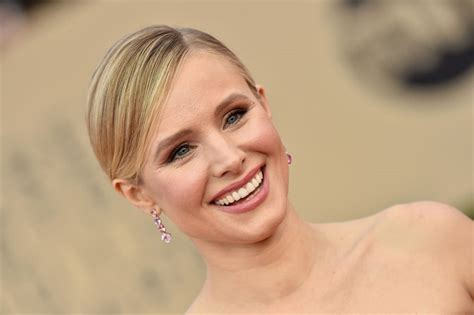kristen bell instagram kristen bell shared some wise marriage tips to newlyweds
