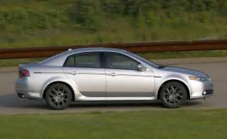 Acura Tl S Type Car And Driver