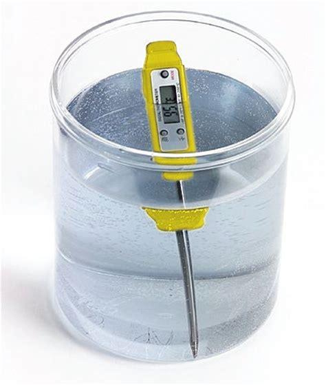 Termometer Digital Kening digital thermometer waterproof king mariot