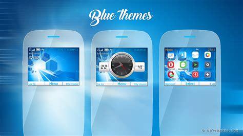 themes nokia s40 320x240 blue theme nokia c3 00 x2 01 320x240 s40 asha 200 themes