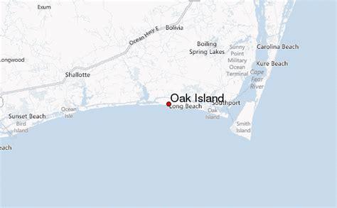 Oak Island Location Guide