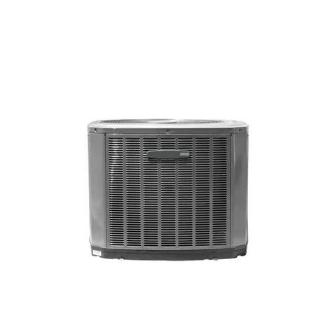 trane ac unit capacitor 4 ton trane 13 seer r 22 heat condenser national air warehouse
