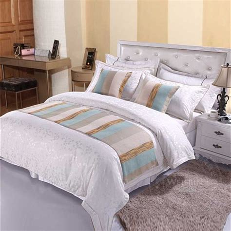 bed runners 51 best images about guangzhou hotel bed runner set on