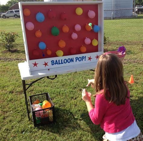 carnival themes for church dart balloon pop carnival game for birthday church vbs