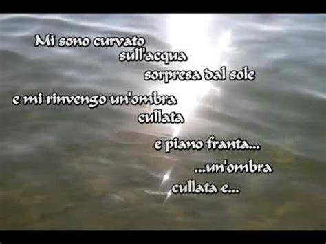 Vanità Ungaretti Vanit 224 Poesia Di Giuseppe Ungaretti