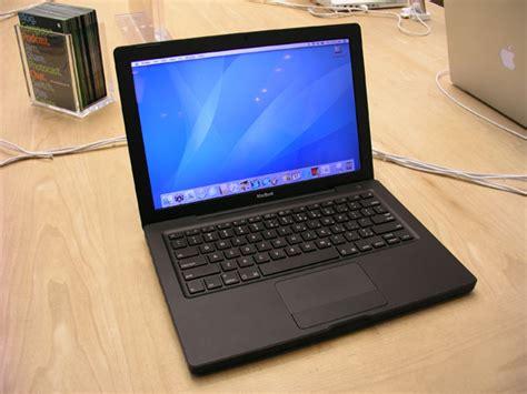 Macbook Black would you like to see a black macbook again apple