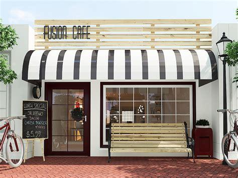 exterior design of cafe coffee shop exterior design store decorations