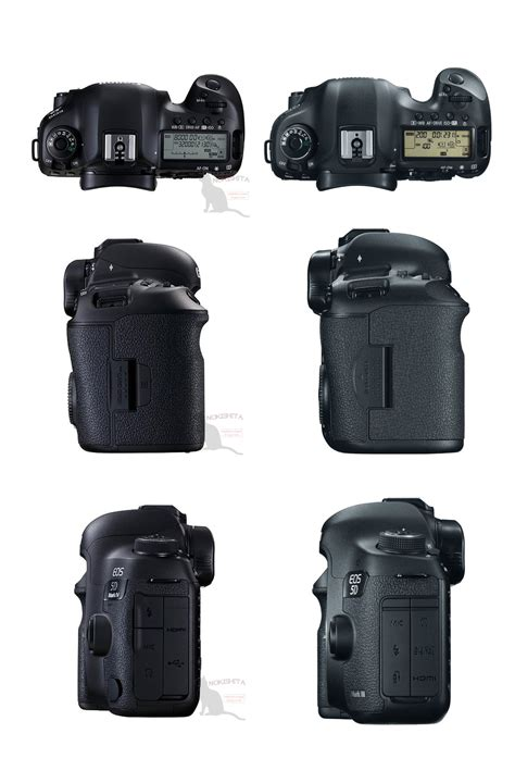 canon eos 5d iii canon 5d iv vs 5d iii comparison basic specs