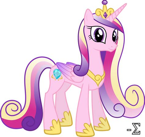 mlp princess cadence adorable princess cadance by 90sigma on deviantart