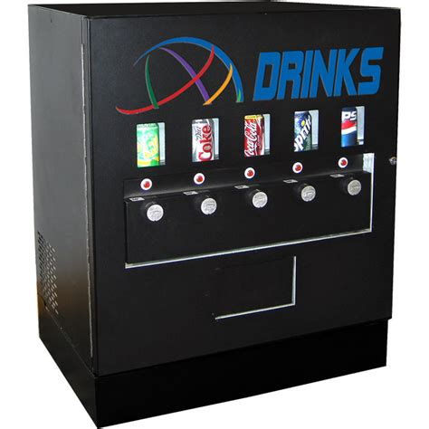 Countertop Vending Machine by Compact Soda Vending Machine Can Beverage Pop Vendor New