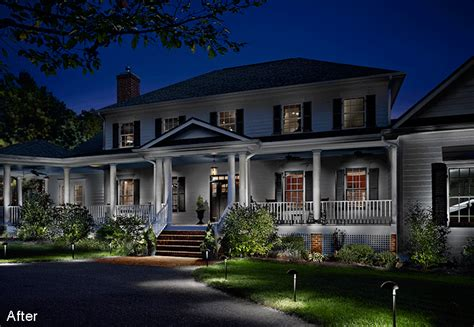 outdoor home lighting design landscape lighting ideas