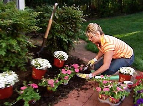 tips when planting flowers house made home