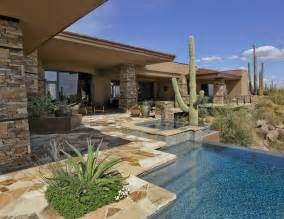 modern desert home design southwest saguaro forest ii urban design associates