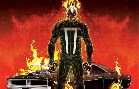 New By Goest look at all new ghost rider 1 by felipe smith and tradd