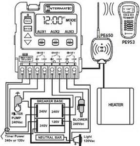 intermatic programmable pool timer guide poolgear plus