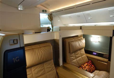 Etihad Airways Cabin by Etihad Class 787 9 Review