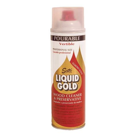 Cabinet Cleaner by Shop S Liquid Gold 174 23 Oz Wood Panel Cabinet