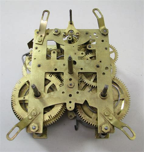 antique l parts antique mantel shelf clock movement parts repair