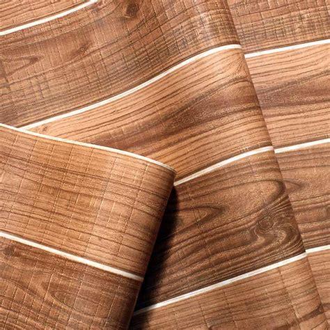 buy vintage wood wallpaper pvc waterproof