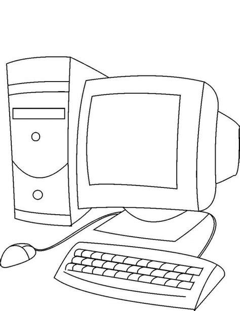 dibujos de navidad para colorear en la computadora dibujos de computadoras para imprimir y pintar colorear