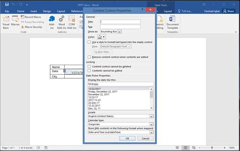 design form in word how to create forms in word