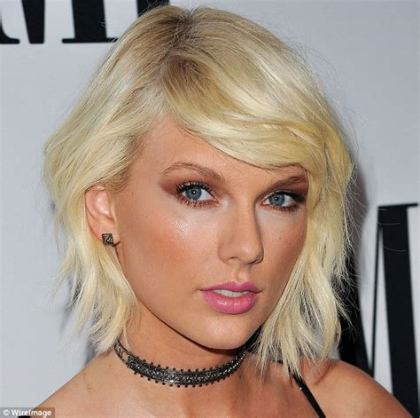 how to get the icy bob hair do sported by taylor swift and