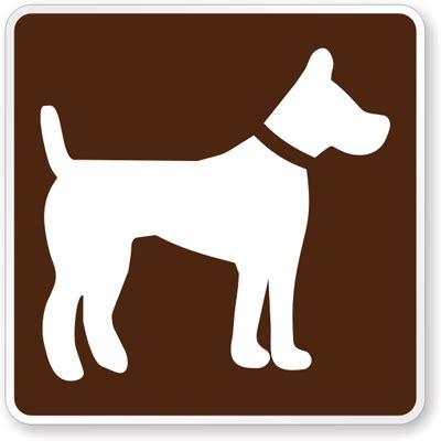 dogs symbol symbol general information sign rg 240 sku x rg 240