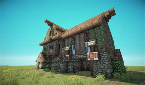 scheune minecraft barn house minecraft project