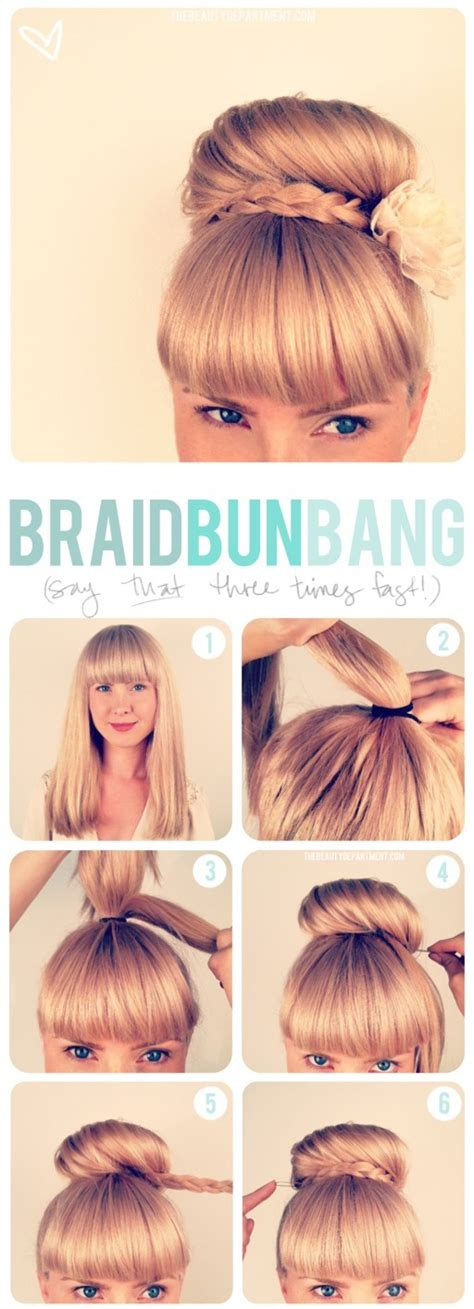 diy hairstyles braided look how to 25 easy hairstyles with braids
