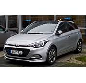 Hyundai I20 Trend II – Frontansicht 21 Dezember