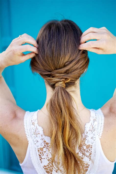 long wrap hairstyles gorgeous ways to style long hair how to style hair