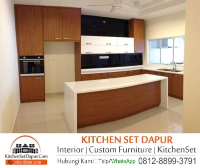 Pelapis Meja Dapur jasa interior desain depok kitchen set dapur kitchen set dapur